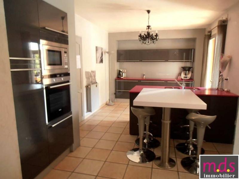 Sale house / villa Castelginest secteur 390000€ - Picture 5