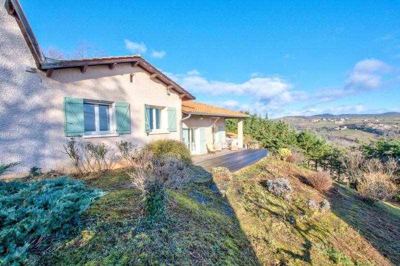 Vente maison / villa Ville sur jarnioux 380000€ - Photo 2