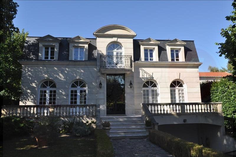 Vente de prestige maison / villa Le raincy 1350000€ - Photo 1