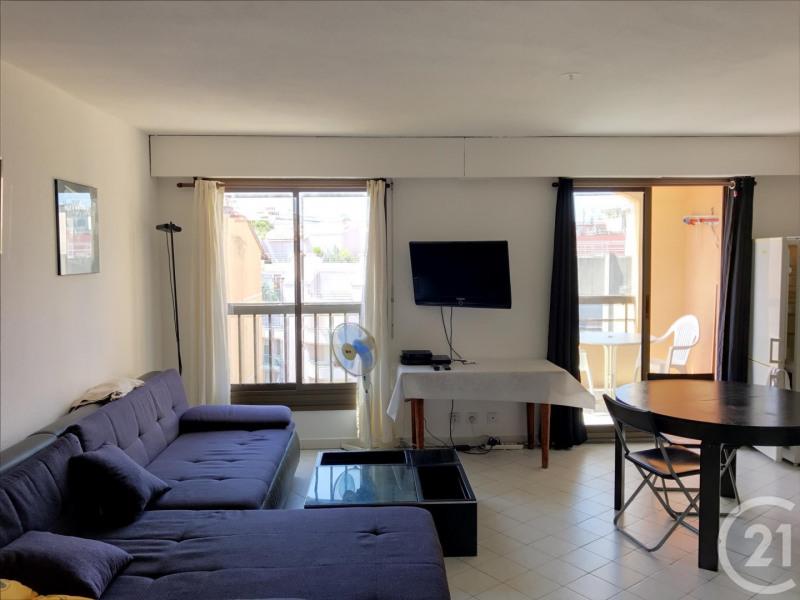Sale apartment Juan les pins 160000€ - Picture 2
