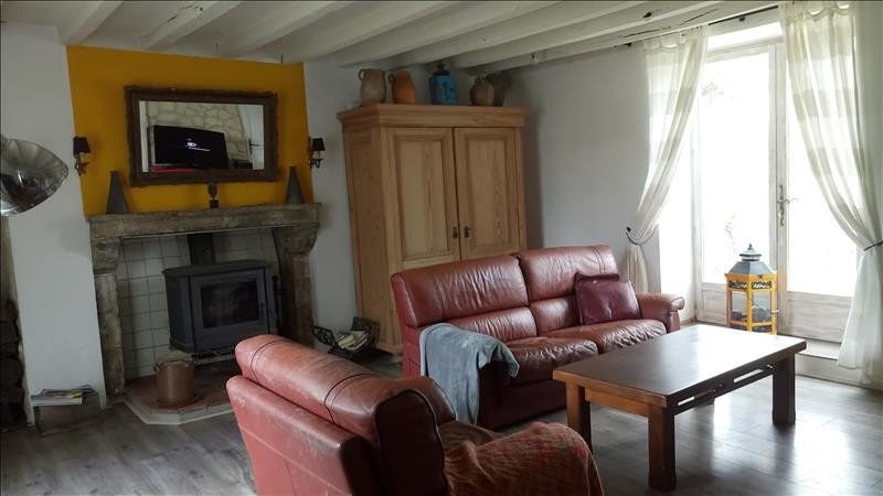Sale house / villa Theneuille 139500€ - Picture 10
