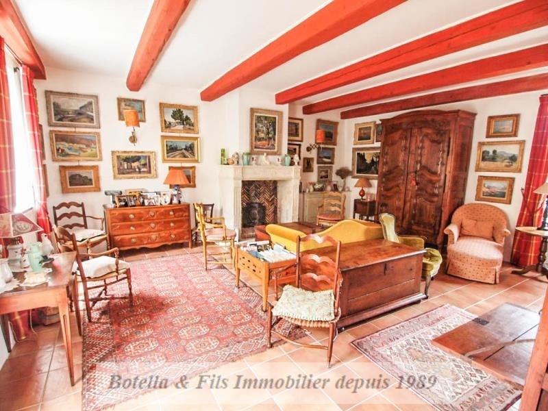 Vente de prestige maison / villa Uzes 395000€ - Photo 2