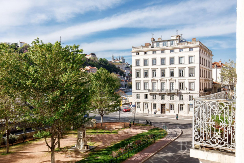Lyon 2 - Carnot, Ainay - familial Appartment of 185 sqm - 4 bedr