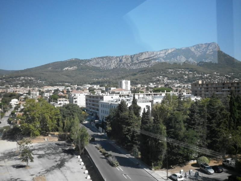Sale apartment Toulon 168000€ - Picture 1