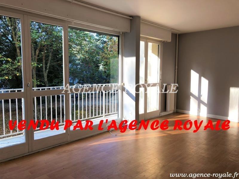 Sale apartment Chambourcy 137 000€ - Picture 1