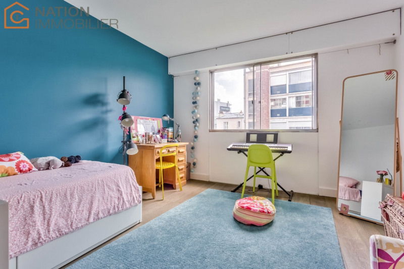 Vente de prestige appartement Paris 20ème 1039000€ - Photo 7