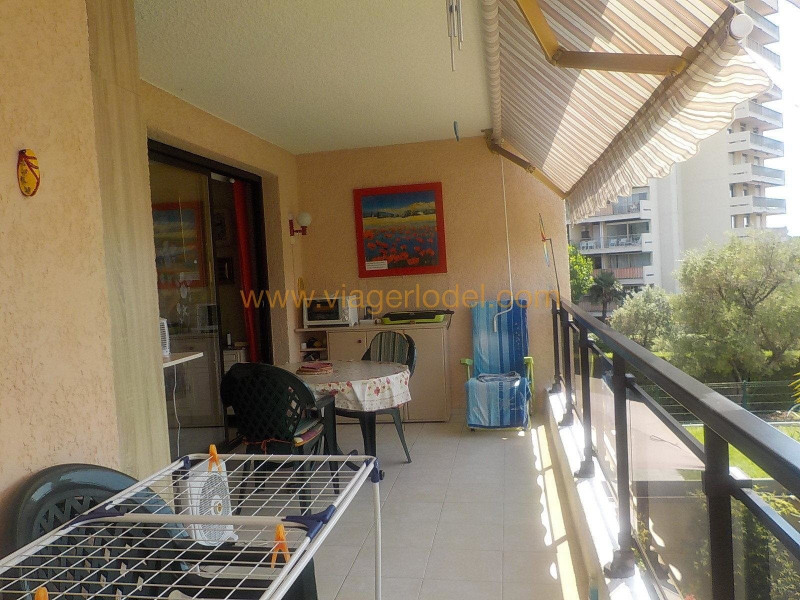 Life annuity apartment Antibes 65000€ - Picture 4