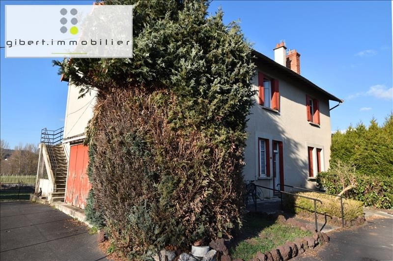Vente maison / villa Coubon 149500€ - Photo 1