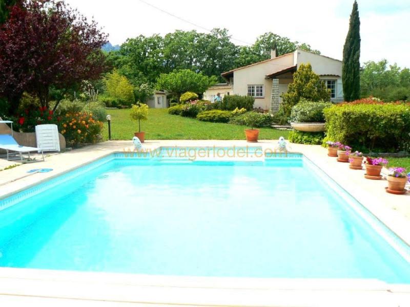 Vitalicio  casa Brignoles 94000€ - Fotografía 1