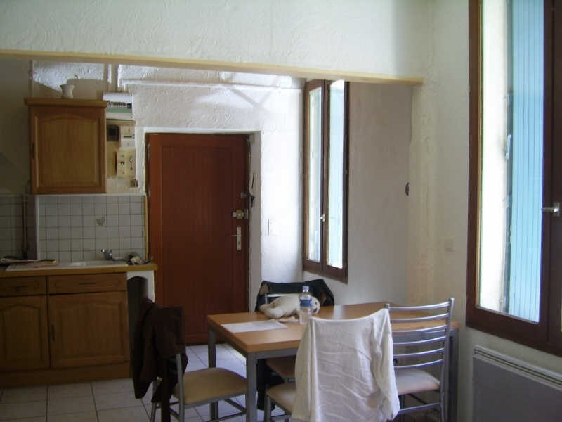 Rental apartment Nimes centre 445€ CC - Picture 2