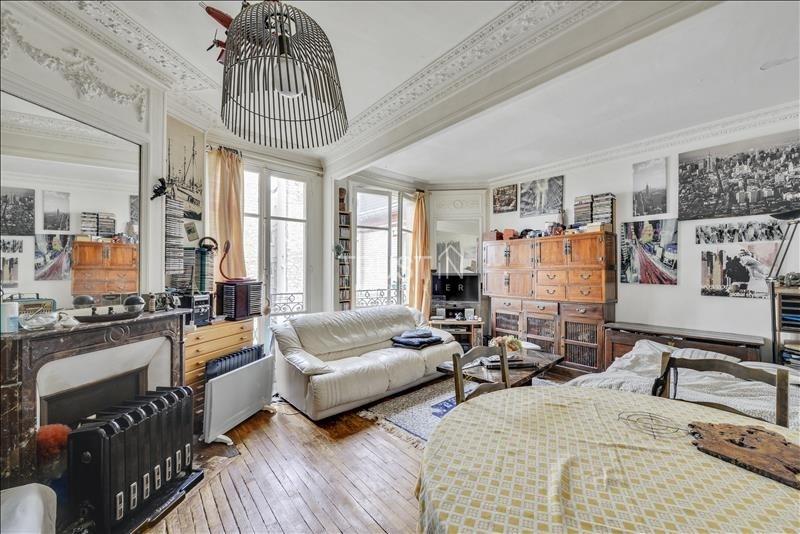 Vente appartement Paris 15ème 572000€ - Photo 1