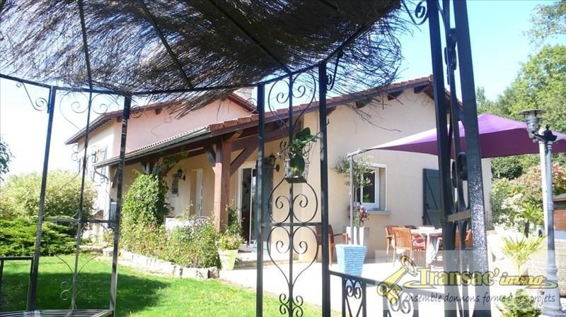 Sale house / villa Courpiere 214200€ - Picture 1