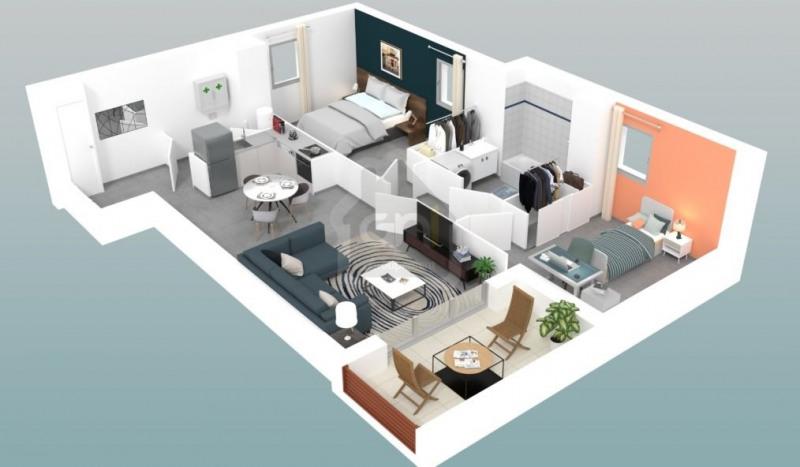 Vente appartement Marseille 11ème 251000€ - Photo 3