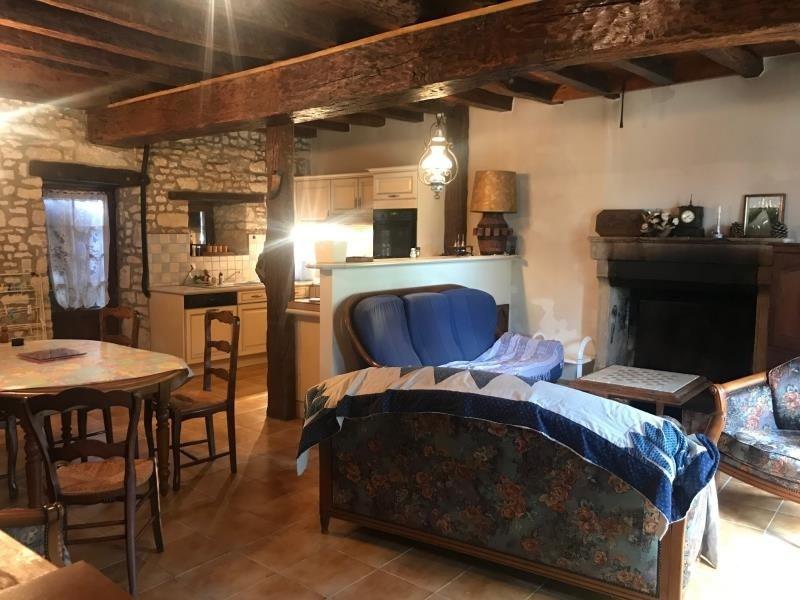 Sale house / villa St benoist sur mer 164400€ - Picture 4