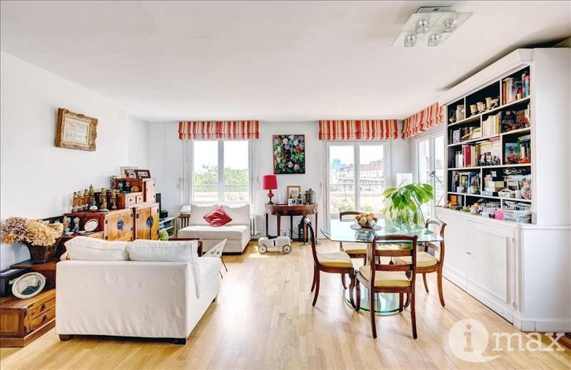 Sale apartment Courbevoie 597 000€ - Picture 3