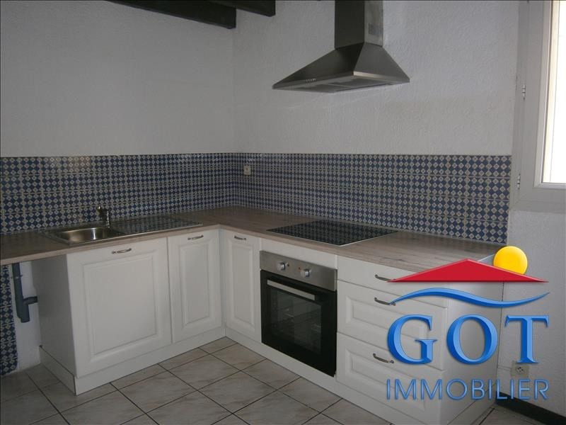 Rental apartment Claira 550€ CC - Picture 1