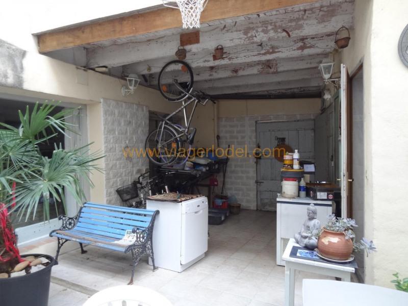 Vendita nell' vitalizio di vita casa Montfrin 90000€ - Fotografia 4