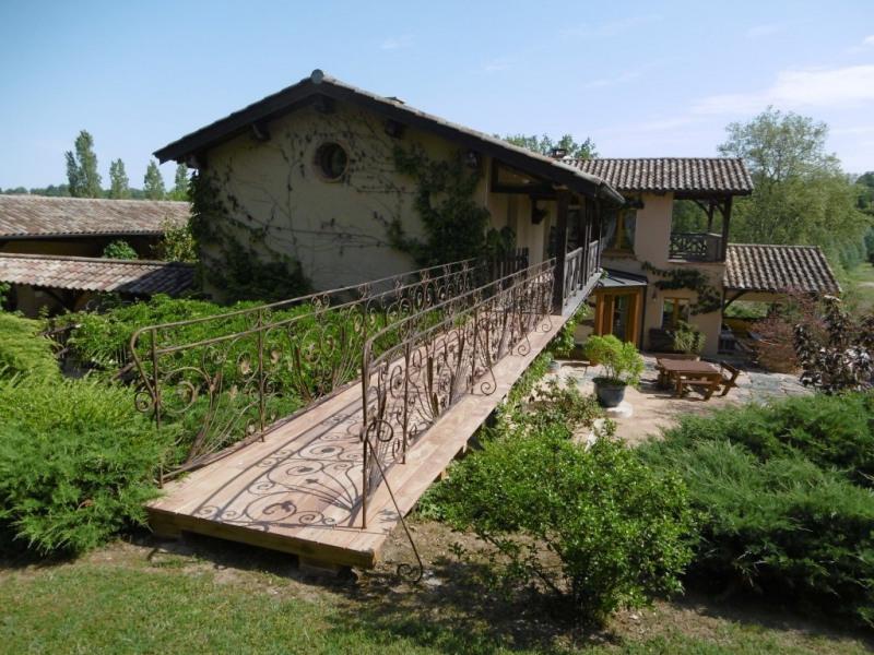 Vente de prestige maison / villa Châtillon-sur-chalaronne 849000€ - Photo 5