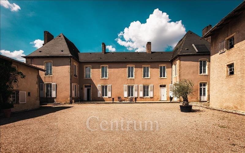 Verkoop van prestige  kasteel Bionville sur nied 950000€ - Foto 1