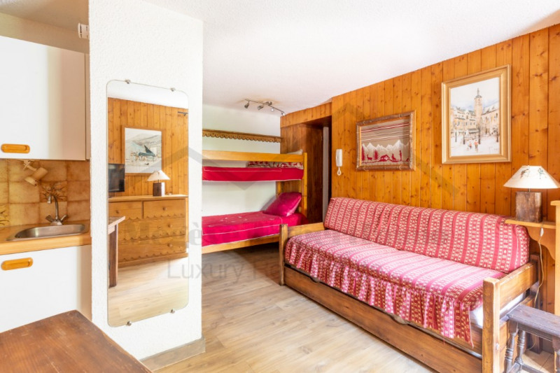 Vente appartement Megeve 128000€ - Photo 3