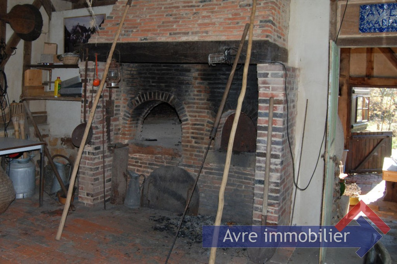 Sale house / villa Verneuil d avre et d iton 312000€ - Picture 10
