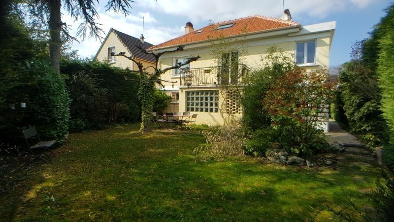 Sale house / villa Le plessis trevise 495000€ - Picture 1