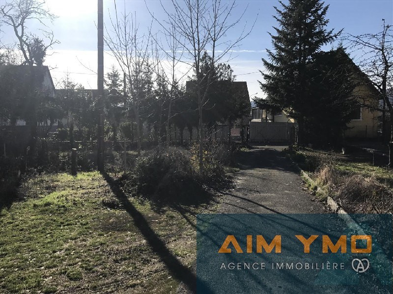 Vente terrain Herrlisheim pres colmar 93 500€ - Photo 1