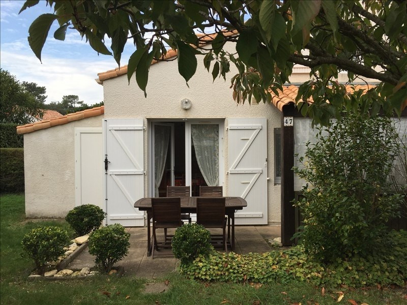 Vente maison / villa St vincent sur jard 125 000€ - Photo 1