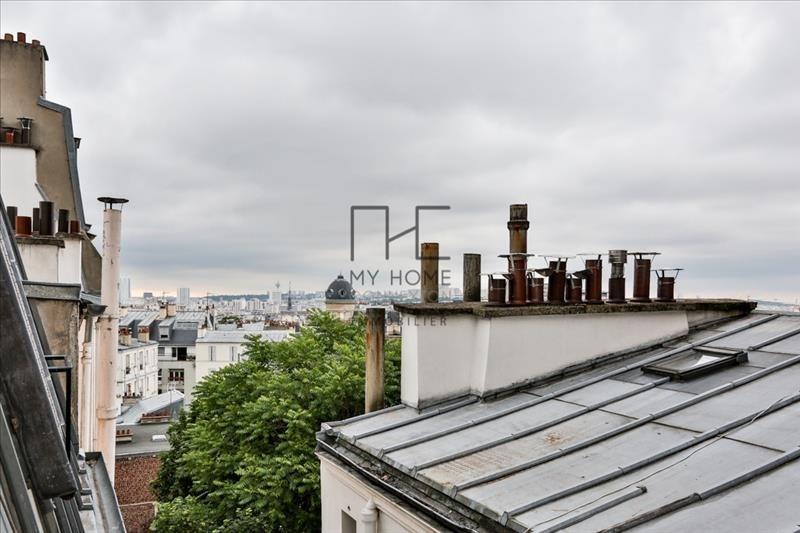 Verkauf wohnung Paris 18ème 407000€ - Fotografie 7