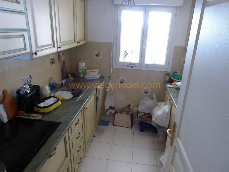 Life annuity apartment Cannes 73 000€ - Picture 5