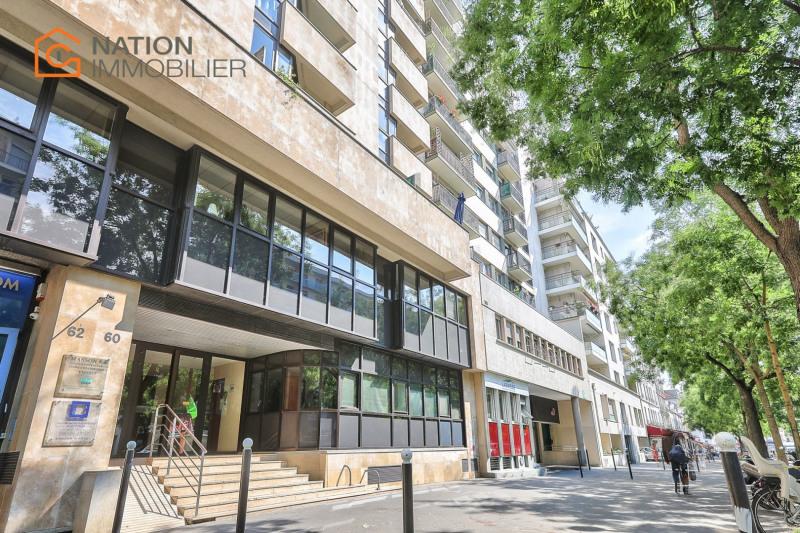 Rental parking spaces Paris 20ème 100€ CC - Picture 1