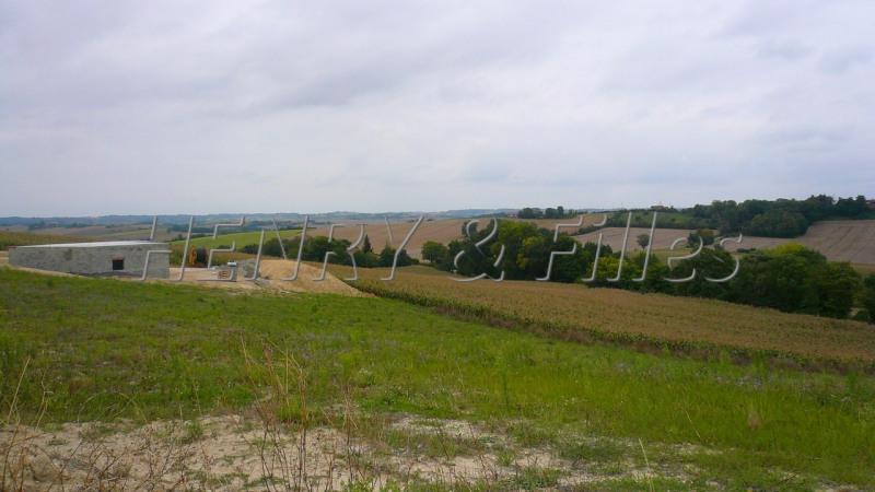 Vente terrain Labastide-savès 75000€ - Photo 1