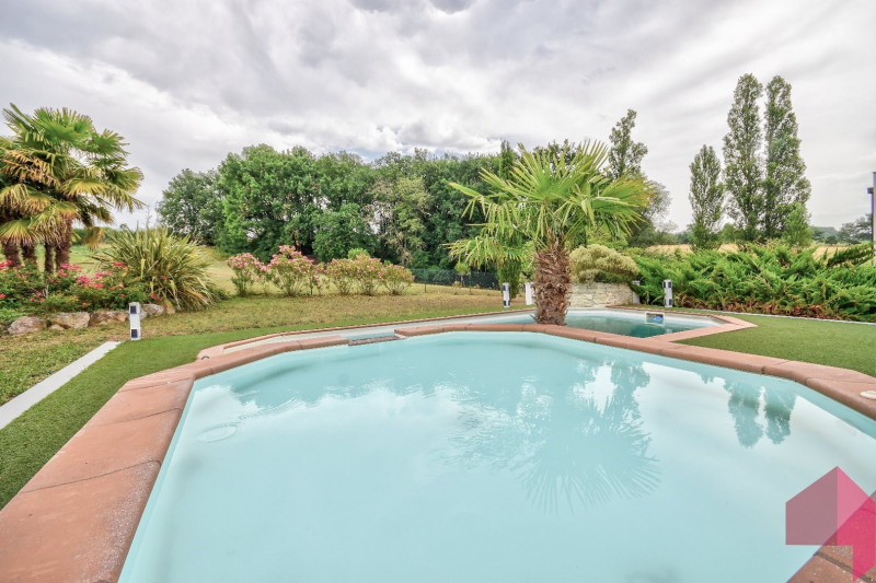 Sale house / villa Montrabe 465000€ - Picture 3