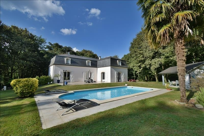 Deluxe sale house / villa Aressy 573000€ - Picture 1