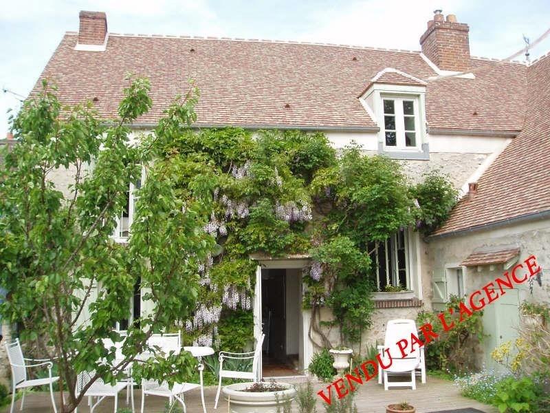 Sale house / villa Montfort l amaury 582000€ - Picture 1