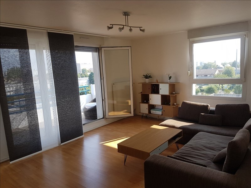 Sale apartment Strasbourg 99 500€ - Picture 1