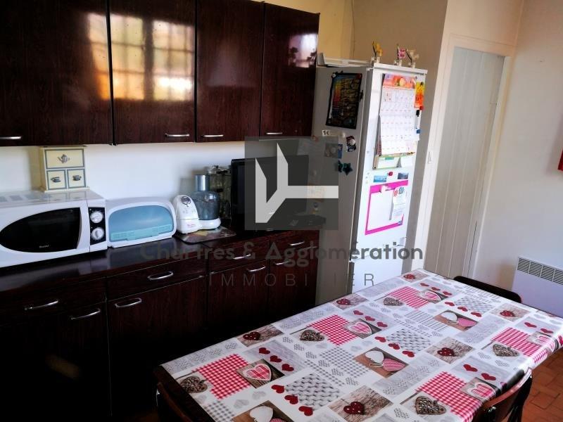 Vente maison / villa Courville sur eure 106300€ - Photo 3