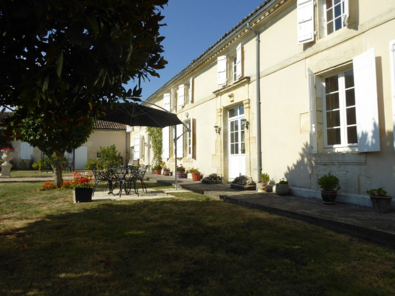 Deluxe sale house / villa Saint-sulpice-de-cognac 438000€ - Picture 25