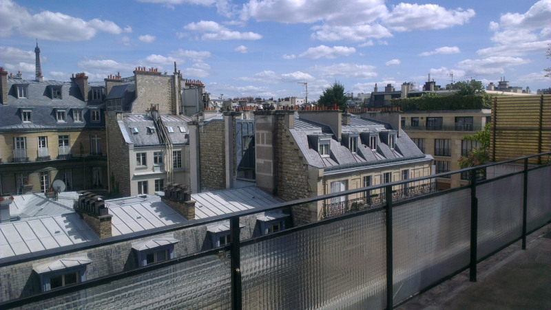 Sale apartment Paris 16ème 599000€ - Picture 1
