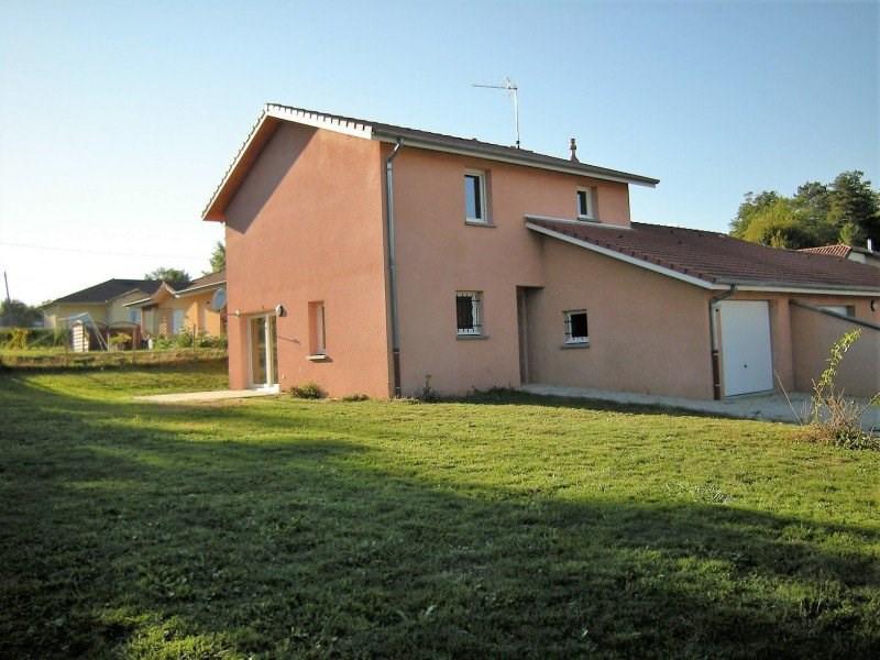 Rental house / villa Montrevel-en-bresse 758€ CC - Picture 1