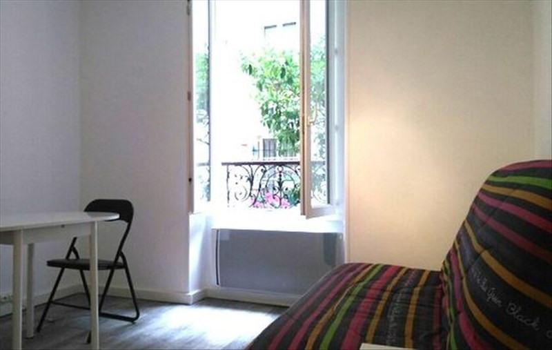 Verhuren  appartement Paris 18ème 632€ CC - Foto 1