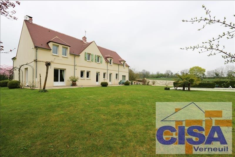 Deluxe sale house / villa Senlis 860000€ - Picture 1