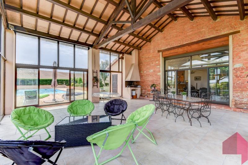 Deluxe sale house / villa Verfeil 1050000€ - Picture 12