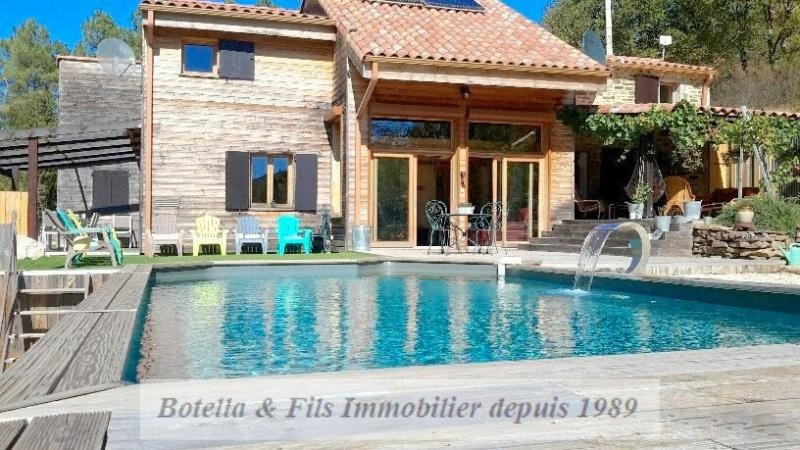 Vente maison / villa Les vans 398000€ - Photo 1