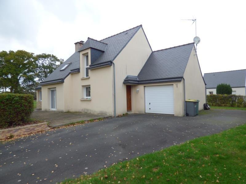 Sale house / villa Pedernec 185500€ - Picture 9