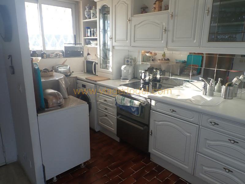 Vitalicio  apartamento Villeneuve-loubet 560000€ - Fotografía 5