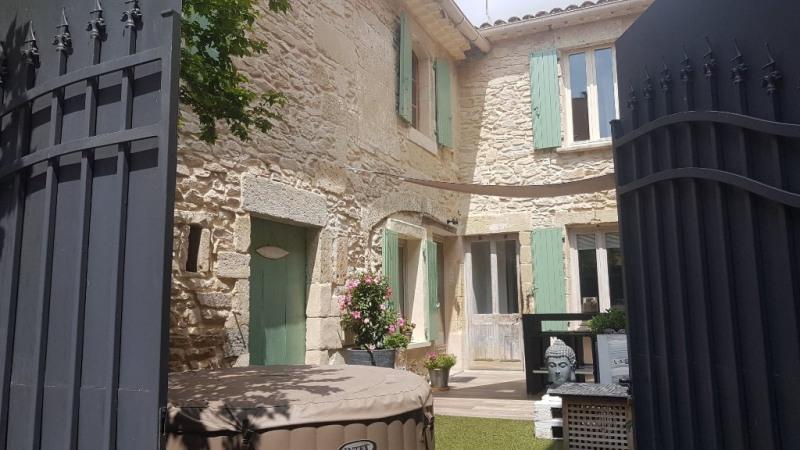 Sale house / villa Vestric et candiac 265000€ - Picture 1