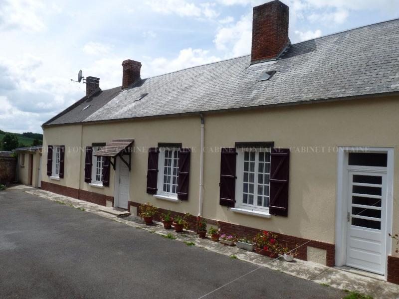 Vendita casa Crevecoeur le grand 141500€ - Fotografia 1