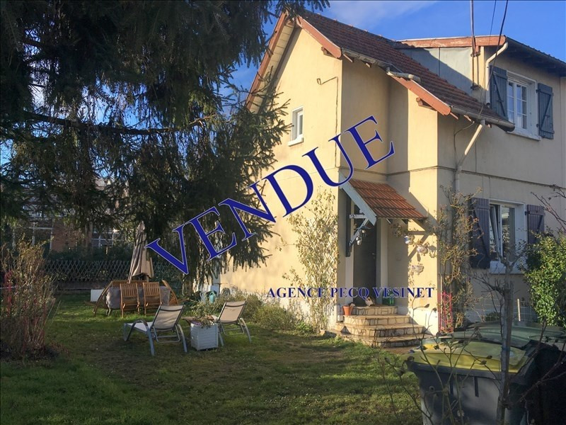 Vente maison / villa Le pecq 398000€ - Photo 1