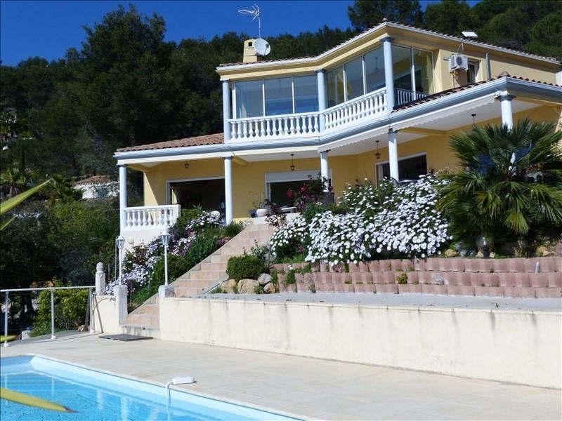 Venta de prestigio  casa Hyeres 1570000€ - Fotografía 1